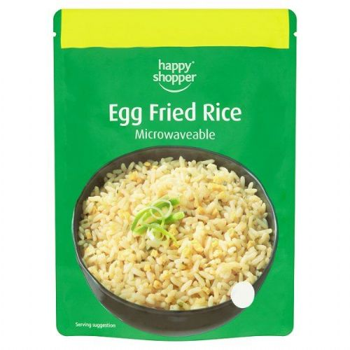Happy Shopper Egg Fried Rice  (UK)